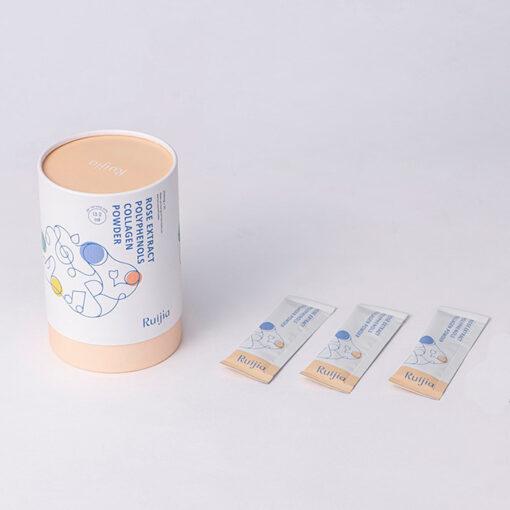 專利玫瑰多酚膠原蛋白粉(30日份) Rose Extract Polyphenols Collagen Powder