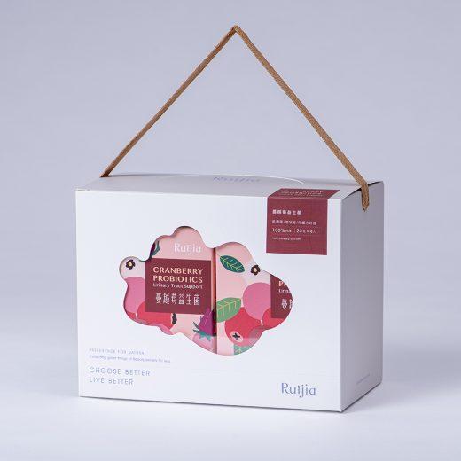 露奇亞蔓越莓禮盒4入組