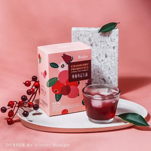 露奇亞 蔓越莓益生菌 夏日炎炎 清爽不濕悶 私密呵護 美可特設計