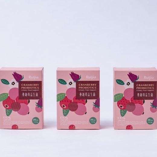 露奇亞蔓越莓益生菌