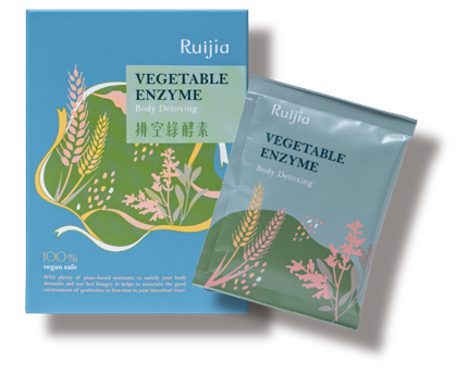 vegetable enzyme box and bag